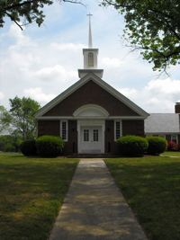 Visiting Lakeside Baptist Church, Richmond metro area, VA
